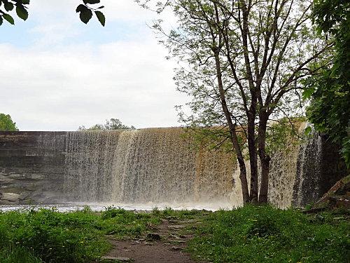 Cascade de Jagla Juga