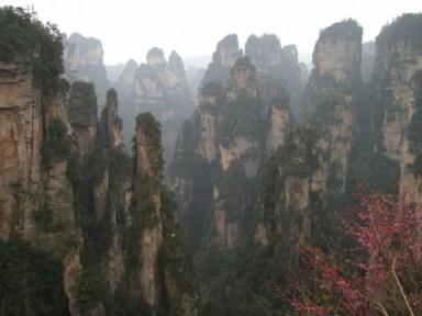Zhangjiajie, beauté de karsts et de verdures 3