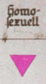 mémorial munich homo nazi