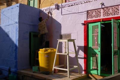Jaisalmer, la dorée : les temples Jains et le Thar Heritage Museum 25