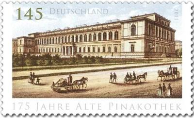 Datei:Deutsche Briefmarke 175 Jahre Alte Pinakothek.jpg