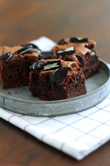 Oreo brownies , une variante irrésitible du brownie 1