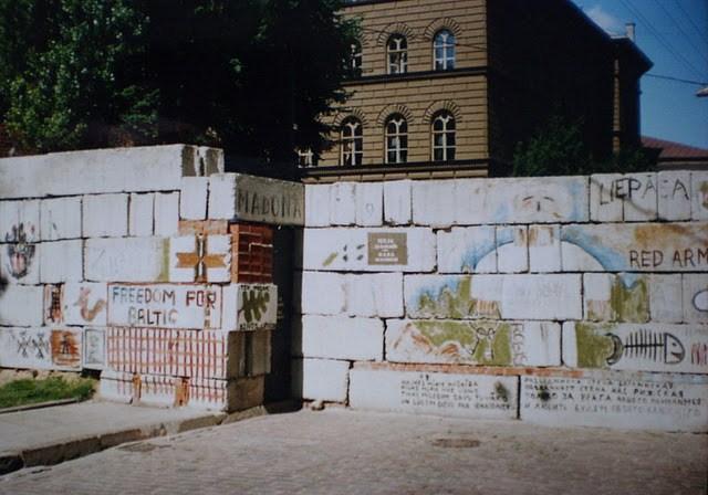 Histoire de Lettonie : Exactions des Soviétiques à Riga, le 20 Janvier 1991 2
