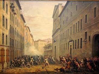 Etats Généraux du Dauphiné au Chateau de Vizille le 21 juillet 1788 1