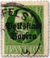 Philatélie : Les Wittelsbach, Sissi Impératrice, Louis II de Bavière dans les timbres poste 1