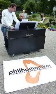 Philhomoniker munich nymphenburg