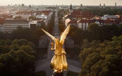 Der neue Blick auf München