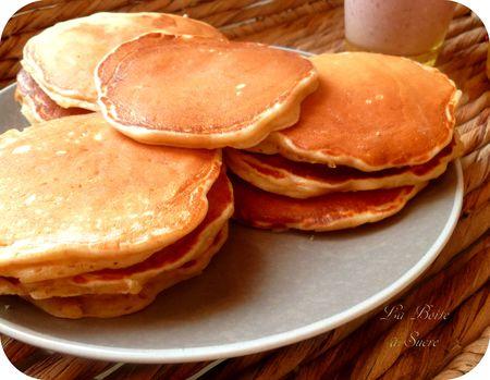recette Pancake epeautre