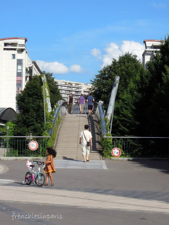Promenade plantée entre Bastille et Vincennes : Balade dans les airs de Paris 15