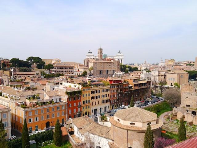 rome forum Via di San Teodoro