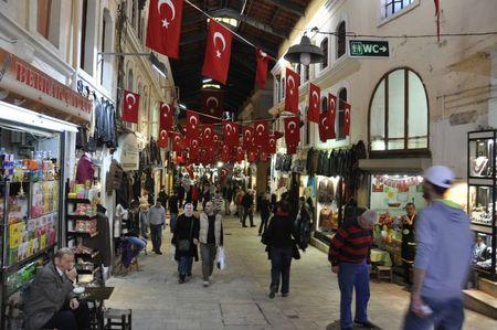 Istanbul Grand Bazar Kapalı carsı