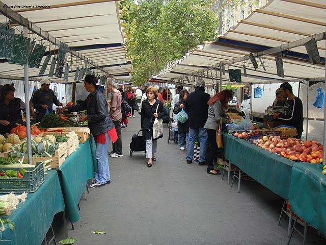 Shopping à Paris : la tradition des marchés de Paris 2