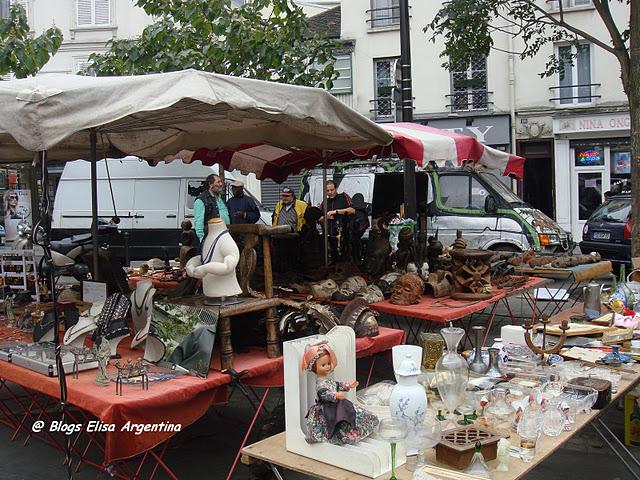 Shopping à Paris : la tradition des marchés de Paris 45