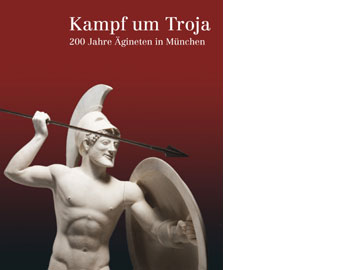 Exposition Le Combat pour Troie à la Glyptothèque à Munich (Muenchen) 2