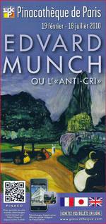 Edvard Munch à la Pinacothèque (Exposition Paris 2010) 1