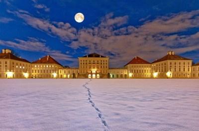 Chateau Nymphenburg, la résidence d'été des rois de Bavière à Munich 47