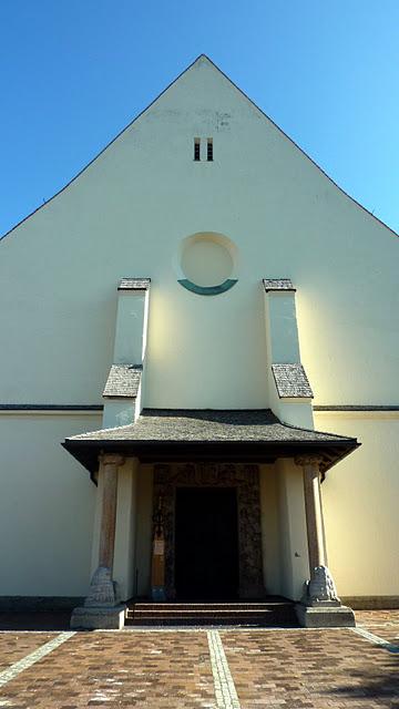 L'église Leiden Christi à Obermenzing ; jolie excursion depuis Munich en Baviere) 12