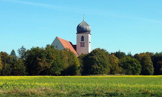 L'église Leiden Christi à Obermenzing ; jolie excursion depuis Munich en Baviere) 13