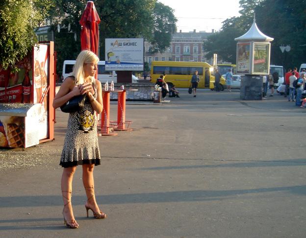 935231b70c odessa russe blonde Odessa ; un lieu traditionnel de villégiature de lélite russe en Crimée (Tourisme Crimée)
