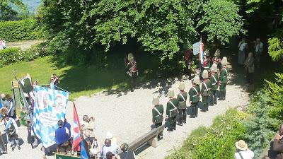 Hommage à Ludwig II, Louis 2 de Bavière, au lac Starnberg en Haute Bavière 31