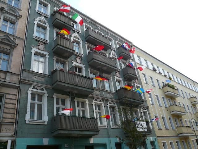 Un été à Berlin : Juin 17