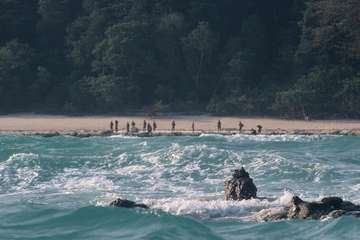 andaman,peuple menacé,sentinele,jarawas,îles andaman,inde,survival international,marco polo