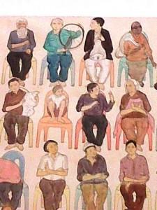 Art contemporain indien au MAC de Lyon 5
