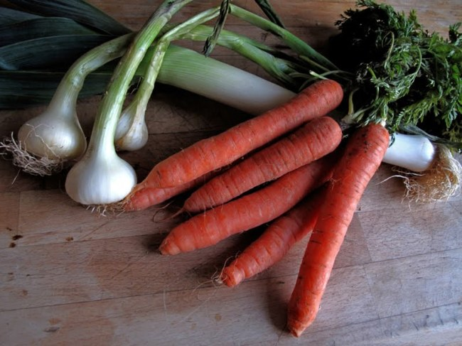 soupe minestrone legumes