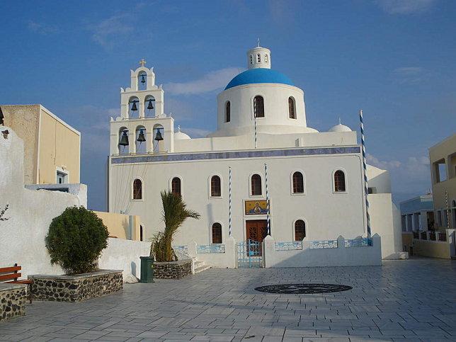 oia cyclades grece