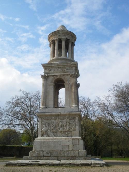 Saint-Rémy-de-Provence : plateau des Antiques et site archéologique de Glanum 22