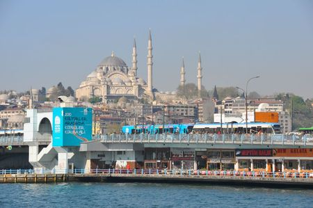 istanbul mosquee soliman