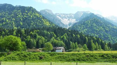 De Eschenlohe à l'Osterfeuerspitze ; balade bucolique en Bavière (Randonnée Allemagne) 39