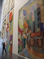 Centre Pompidou Metz Robert et Sonia Delaunay