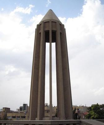 mausolee Avicenne