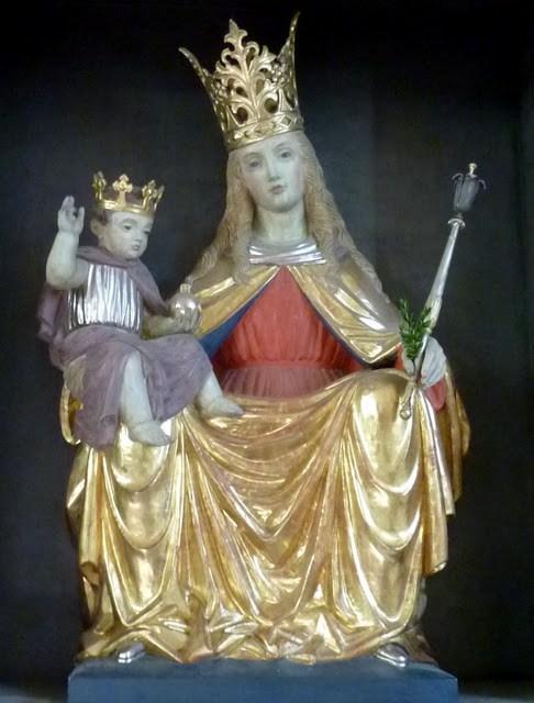 L'église Leiden Christi à Obermenzing ; jolie excursion depuis Munich en Baviere) 7