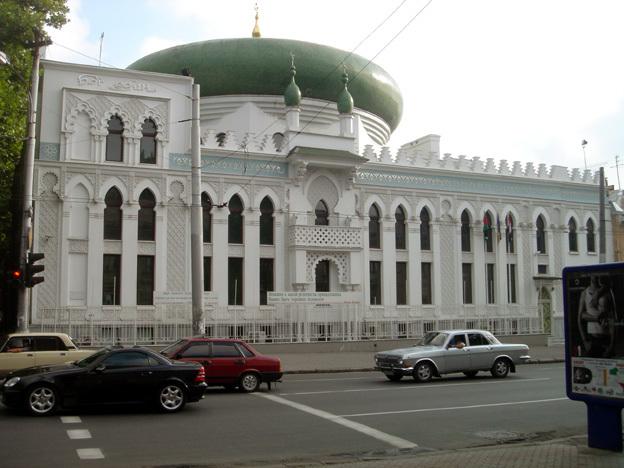eaf83b8037 mosquee odessa Odessa ; un lieu traditionnel de villégiature de lélite russe en Crimée (Tourisme Crimée)