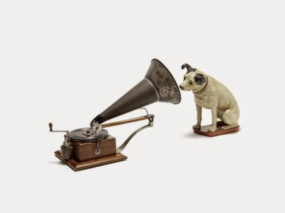 """Improved Gramophone"" d´Emil Berliner, vers 1898. Collection Reinhard Häfele, Frastanz"