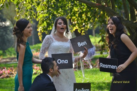 mariage istanbul