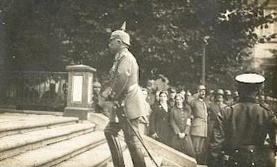 Histoire de Lituanie - Vilnius sous occupation allemande entre 1915 et 1918 6