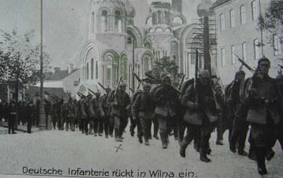 Histoire de Lituanie - Vilnius sous occupation allemande entre 1915 et 1918 7