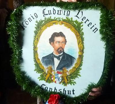 Hommage à Ludwig II, Louis 2 de Bavière, au lac Starnberg en Haute Bavière 9