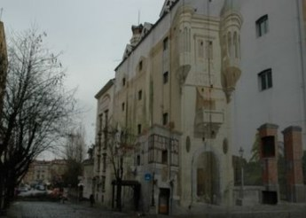 belgrade rue artiste