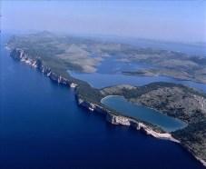 Lacs salés Telascica