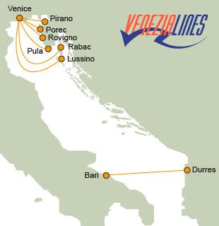Comment aller en Croatie en ferry ou rejoindre l'Italie depuis la Croatie par la mer? 5