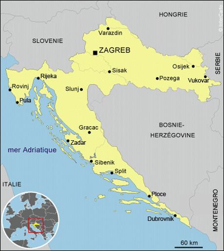 croatie_carte