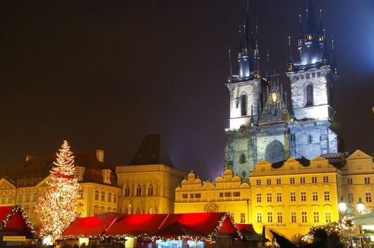 Prague Noel