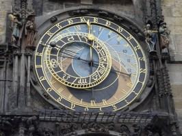 Prague-horloge