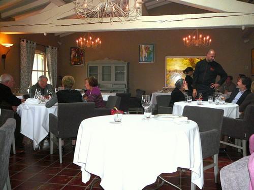 chef fabien galibert restaurant la bergerie d'aragon