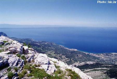 Biokovo Adriatique