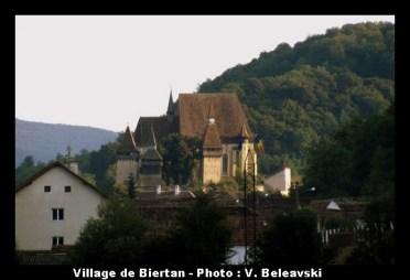 biertan village